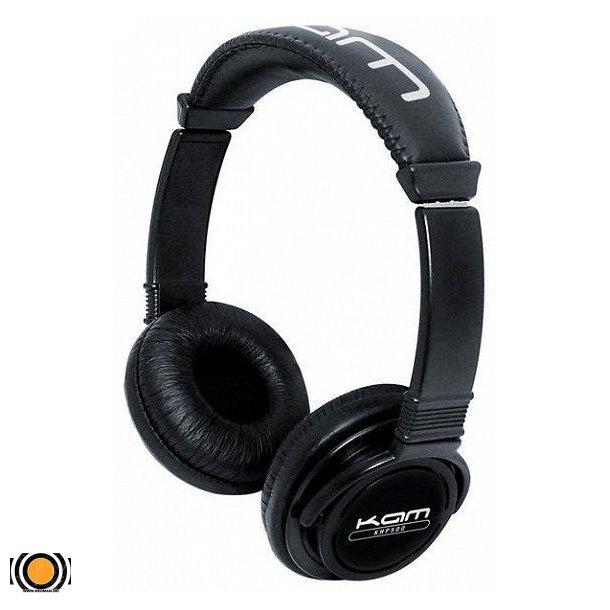 Kam DJ Hodetelefoner KHP500
