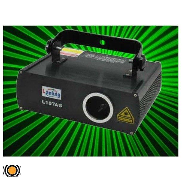 Laser Grønn 100 mW 532nm