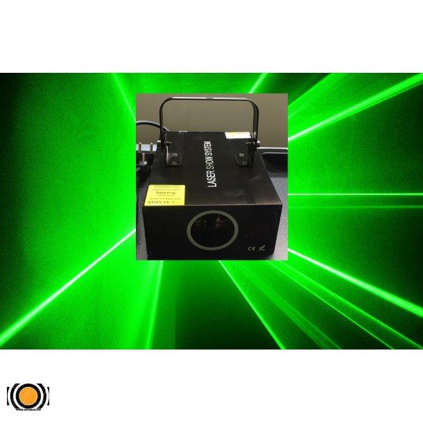 Laser Grønn 100 mW 650nm