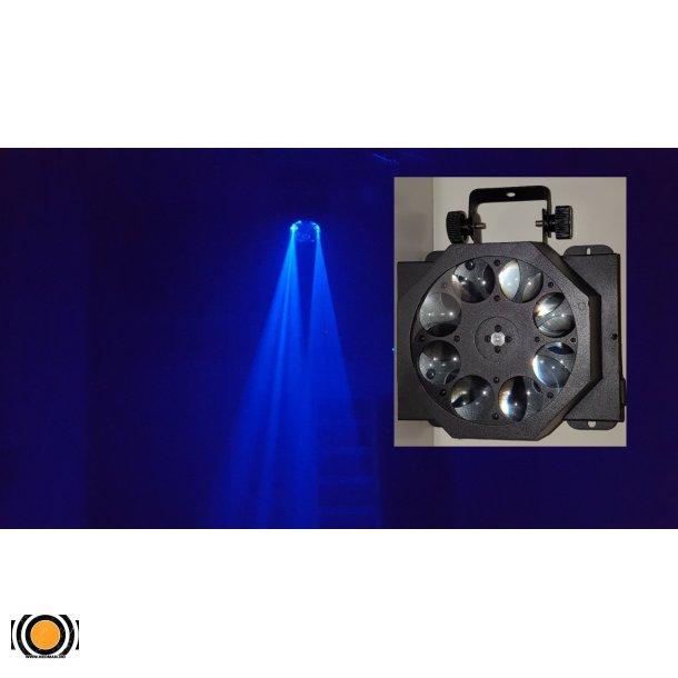 8 Heads Gobo LED Light