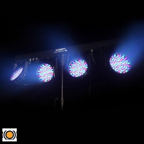 LED Partybar V2 (UTLEIE)