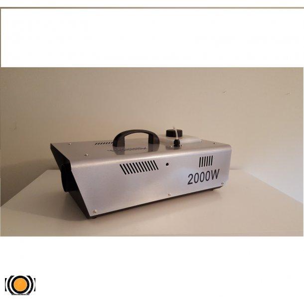 3000 W m/Trådløs fjernkontroll og Kabel