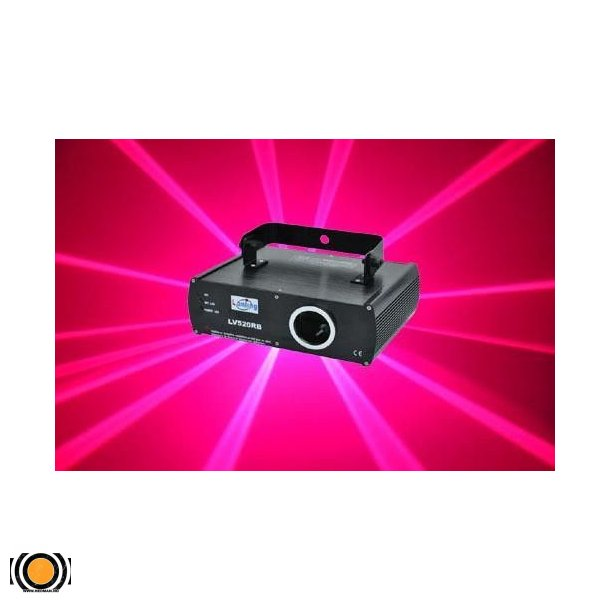 Laser Rosa 400 mW 405nm